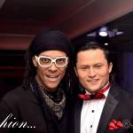 Parris Harris, Ayuda Fashion Show Magic Choreographer, Oskar Rivera